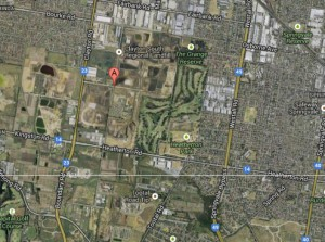Directions to club grounds of Oakleigh Motorcycle Club